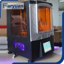 2016 dropship dlp wax resin jewelry casting 3d printer machine dlp 3d jewelry and dental printer