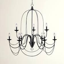 9 light chandelier 9 light candle style chandelier cavalier 9 light black chandelier