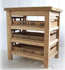 free standing kitchen cabinets. Reclaimed Antique Apple Crate Island Unit From Eastburn Country Furniture, £1,150. Www Free Standing Kitchen Cabinets I