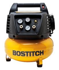 hitachi pancake air compressor. the bostitch btfp02011 6-gallon oil-free pancake compressor provides up to 2.6 scfm from 90 psi. 6 gallon tank is just 32 pounds. hitachi air