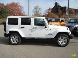 jeep wrangler white sahara. Fine Jeep Jeep Wrangler Unlimited Sahara 2014 White Inside N
