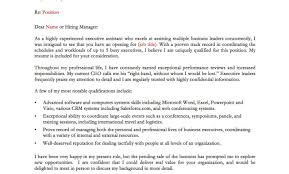 Cover Letter Examples For Office Jobs Cover Letter For Medical