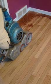 drum sanding aluminum oxide floor