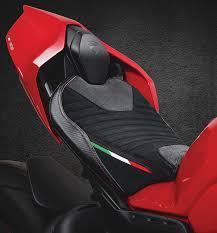 luimoto designer motorcycle seat