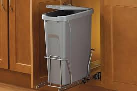 pull out kitchen garbage bin
