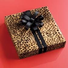 the gorgeous gift leopard print gift wrap 4 99
