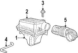 parts com® dodge engine air intake air hose air hose partnumber 2006 dodge charger srt8 v8 6 1 liter gas air intake