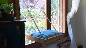 a diy cat window perch 11