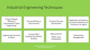 Industrial Engineering Knowledge Center 2019