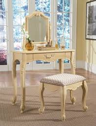 wooden carving vanity with drawer also mirror with
