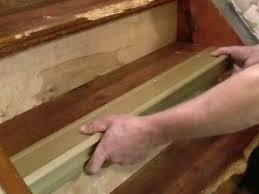 Vorgefertigte laminatstufen von hafa treppen® entsprechen höchsten ansprüchen. Trefix Treppenrenovierungs Profile Baumarkt Film Deutsch Youtube