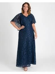 Kiyonna Plus Size Celestial Gown