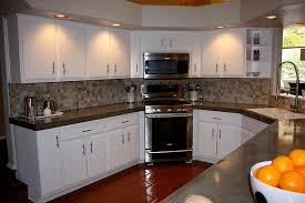 kitchen quick install of concrete countertops kitchen remodel how to cut backsplash off laminate
