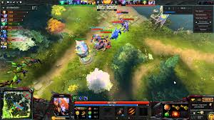 dota 2 5 man push strat youtube