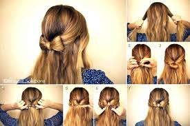 How To Make Cool Hairstyle ideas about easy to make hairstyles at home cute hairstyles for 7888 by stevesalt.us