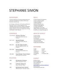 Smartness Inspiration Short Resume 2 Short Resume - Resume Example