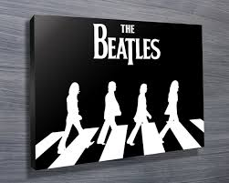 Canvas Art The Beatles Popart Canvas Prints Australia