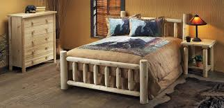 rustic pine bedroom furniture dark brown painted spot bed frame combined shabby chic brown interior tile