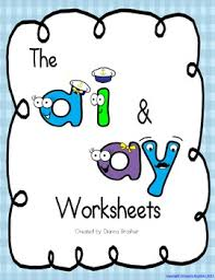 Kids can develop their english and math skills with worksheets that cover phonics, addition, color by number, color by letter, and writing. Ai Worksheets Teachers Pay Teachers
