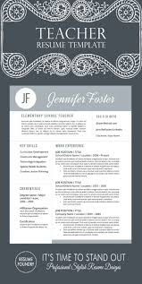 17 best ideas about teacher resume template resume professional teacher resume template
