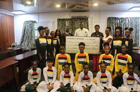 Linden dance group gets $50,000 - Guyana Chronicle