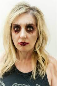 be a walking dead inspired zombie with this makeup tutorial