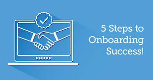 Process Steps Improve Your Employee Onboarding Process In 5 Simple Steps