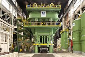 Alcoa 60 Ton Die Chart The Worlds Largest Hydraulic Presses Gasparini Industries