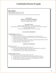 Blank Printable Resume Form 3 Combination Resume Examples Denial