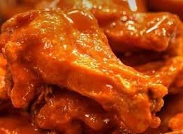 nutrition 5 wings 755 calories 76 g fat 16 g saturated fat 804 mg sodium 0 g fiber 0 g sugar 20 g protein