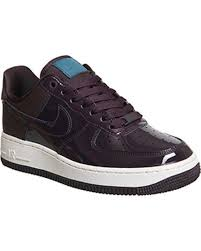 office nike wmns air. Nike - Red Air Force 1 07 Prm Wmns For Men Lyst Office C