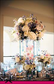 fl centrepieces for weddings white and blue inexpensive diy tall wedding centerpiece ideas