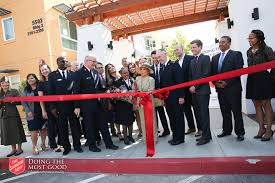 Donald & Priscilla Hunt Apartments Celebrated With Ribbon Cutting -  California South Division