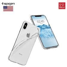Ốp Lưng Iphone Xs Max Spigen Liquid Crystal Chính Hãng SGP USA – iSkin Store