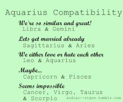 Astrology Compatibility Tumblr