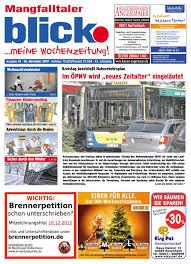 Mangfalltaler Blick Ausgabe 48 2019 By Blickpunkt Verlag