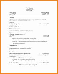 Starbucks Barista Job Description For Resume Elegant Barista Resume