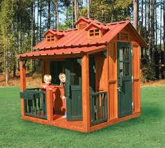simple outdoor fort plans ideas