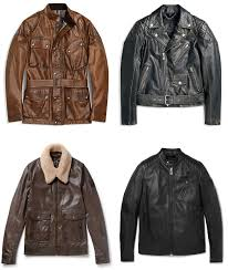 the best belstaff leather jackets