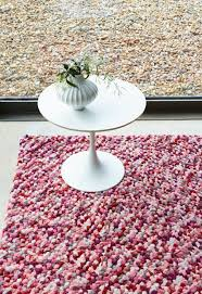 beans bea04 pink chunky gy rug free uk delivery