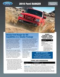 2010 F150 Towing Capacity Chart 2010 Ford Ranger Towing Guide Specifications Capabilities
