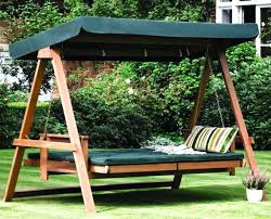 outdoor swing bed st diy with stand ideas outdoor swing bed diy