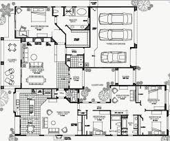 floor plan of a one story house. One Story House Layout Luxury 1 Plans With 4 Bedrooms Single Floor Plan Of A I