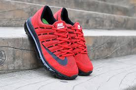 nike running shoes red 2016. air max 2016 red black nike running shoes m