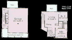Garage Plan 45512 At FamilyHomePlanscomGarages With Living Quarters