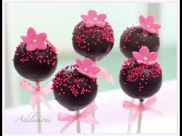 Decorating Cake Balls Cake Pops TIP TRICKS to get a perfect Cake pop YouTube 28