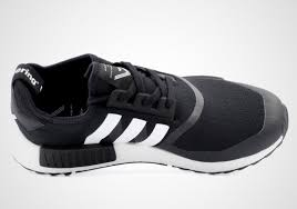adidas shoes nmd black and white. the white mountaineering x adidas nmd trail black is only a few days away shoes nmd and