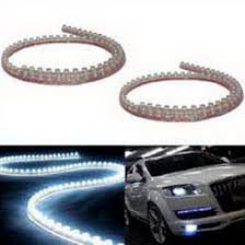 exterior strip led lighting. audi a5 q7 style led head light lamp strip drl exterior led lighting
