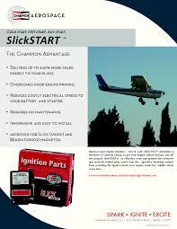 Spark Plugs Champion Aerospace