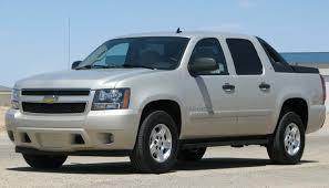 Chevrolet Avalanche - Partsopen